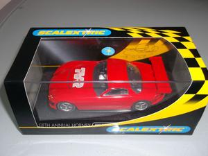 Scalextric NSCC Weekend Car , TVR Speed 12, C., MINT