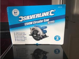 Silverline circular saw in New Romney