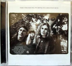 Smashing Pumpkins Greatest Hits CD