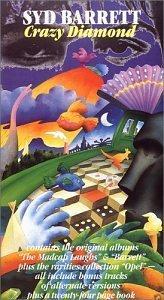 "Syd Barrett (Pink Floyd) ""Crazy Diamond"" 3 CD box set"
