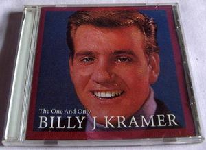 THE ONE AND ONLY BILLY J KRAMER CD