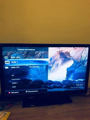 TV Samsung 46 inch super condition!