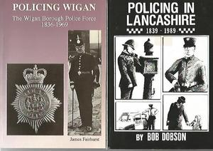 TWO POLICE BOOKS