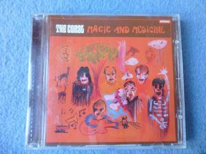 "The Coral ""Magic and medicine"" CD"