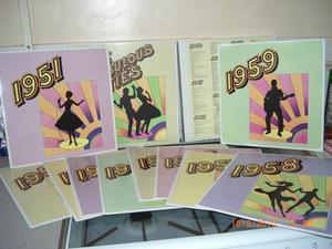 The Fabulous Fifties Box Set