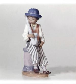 The Lladro Collection The Jazz Sax
