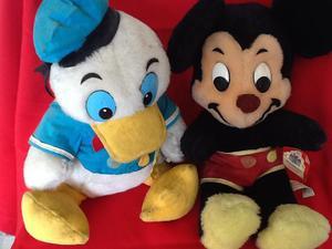 Three Disney collectables