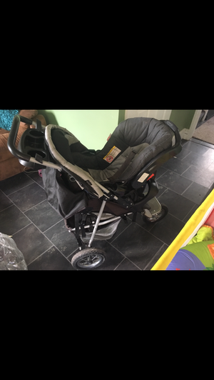 Travel system inc car seat from birth