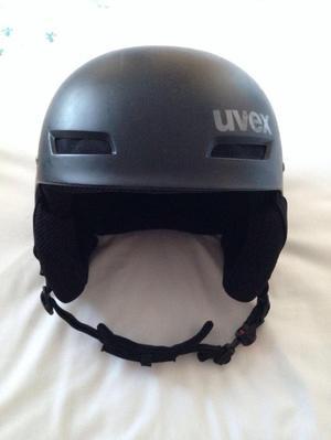 UVEX ski helmet