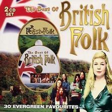 Various Artists: The Best of British Folk CD () FOR SAL