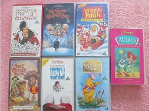 Walt Disney films VHS tapes in Northampton