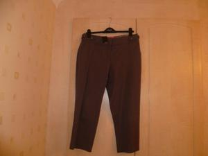 grey short trousers