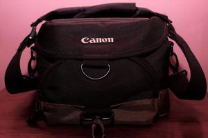 A Canon Camera Bag