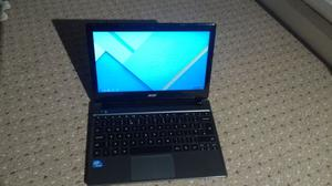 "Acer C"" Chromebook GalliumOS intel 3GB RAM, 32GB SSD"