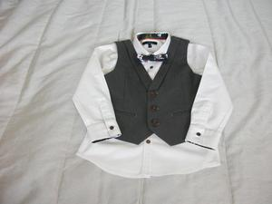 BOY AGE 4-5 THREE PIECE OUTFIT