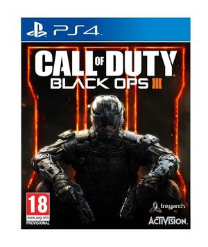 CALL OF DUTY BLACK OPS III 3 - PS4 - BRAND NEW AND SEALED (CoD)