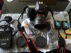 Canon 5D Mark lll + Lens + Charger + 3 Batteries + 3 x 32GB SD Cards !!