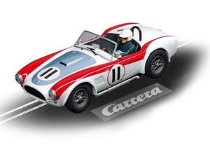 """Carrera  Digital 132 SHELBY COBRA 289, """" no.11 """" - New"""