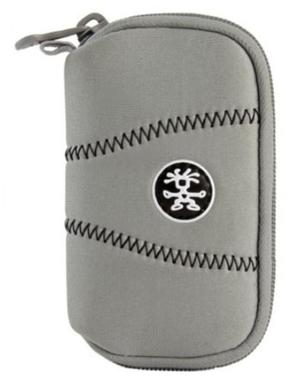 Crumpler PP 55 Digital Compact Camera Case - Silver