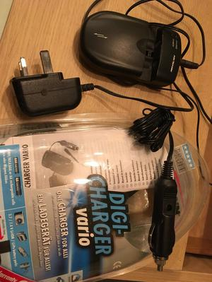 Digi-Charger Vario battery charger