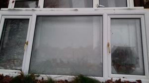 Double glazed windows225 x 102cm
