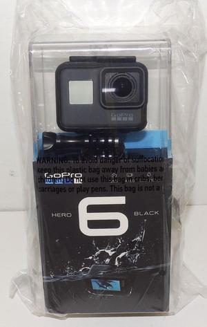GoPro - HERO 6 Black 4K Ultra HD - Waterproof Action Camera