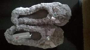Ladies Ballerina Slippers