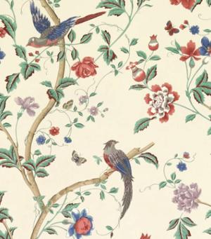 Laura Ashley Summer Palace Wallpaper