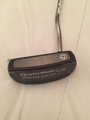 New Taylormade Monte Carlo Montecarlo OS Putter 38""
