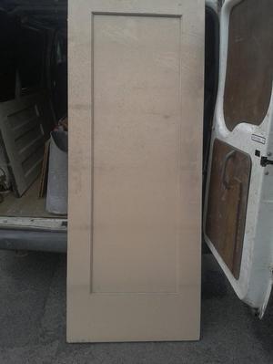 Old s Art Deco internal door mm x 760mm x 35mm