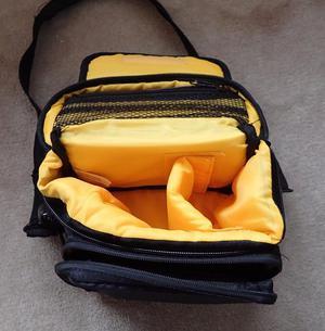 SLR camera bag plus accessories bag new