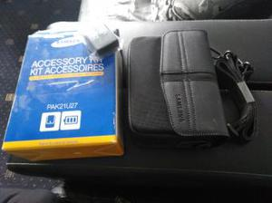 Samsung Camcorder Bag with New Battery