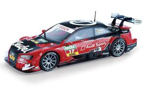 Scalextric AS300. Audi RS5 DTM Molina Sport. Car slot