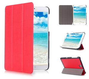 Smart Flip Leather Stand Case Cover For Samsung Galaxy Tab