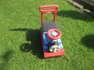 Thomas Tank push and sit toy