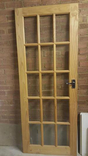 Whitby glazed interior doors