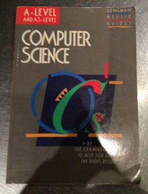 A Level and AS Level Computer Science