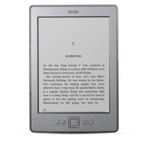 "Amazon Kindle D"" Wifi eReader 2GB 4th Generation-Dem"