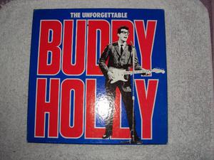 BUDDY HOLLY 4 LP BOX SET WITH BOOK.SUPERB!