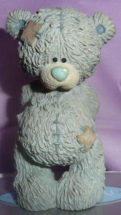 Be My Friend Tatty Teddy Figurine