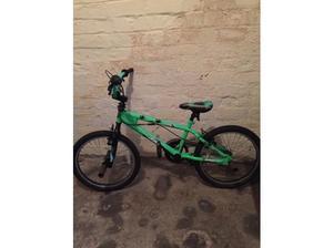 Boys bike in Bradford