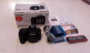 Canon 80D with mm Lens - BRAND NEW