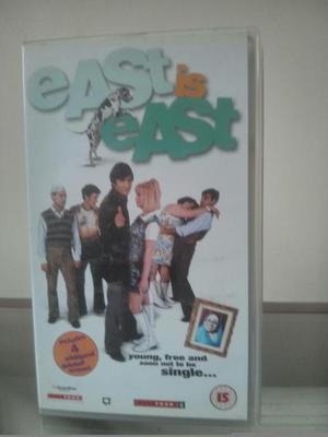 East is East VHS