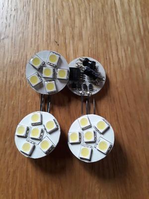 G4 LED Light Bulbs.