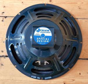 Jensen P12R 8 ohm speaker