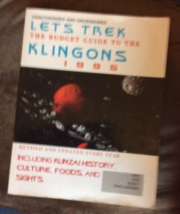Let's Trek: The Budget Guide to the Klingons