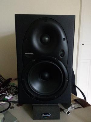 Mackie Hr624 Monitors / Studio speakers
