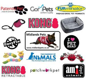 Midlands Pets - Pet Beds, Toys, Collars and Many More