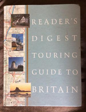 Readers Digest Touring Guide To Britain