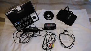 SONY DCR-SX33E Digital Handycam Silver Body Excellent